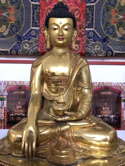 Buddha PARAMITA Bonn