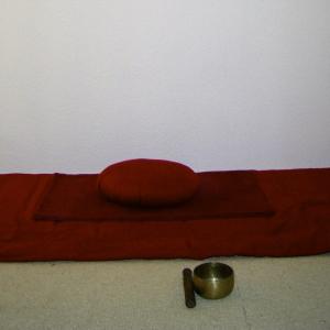 Meditationsstunde